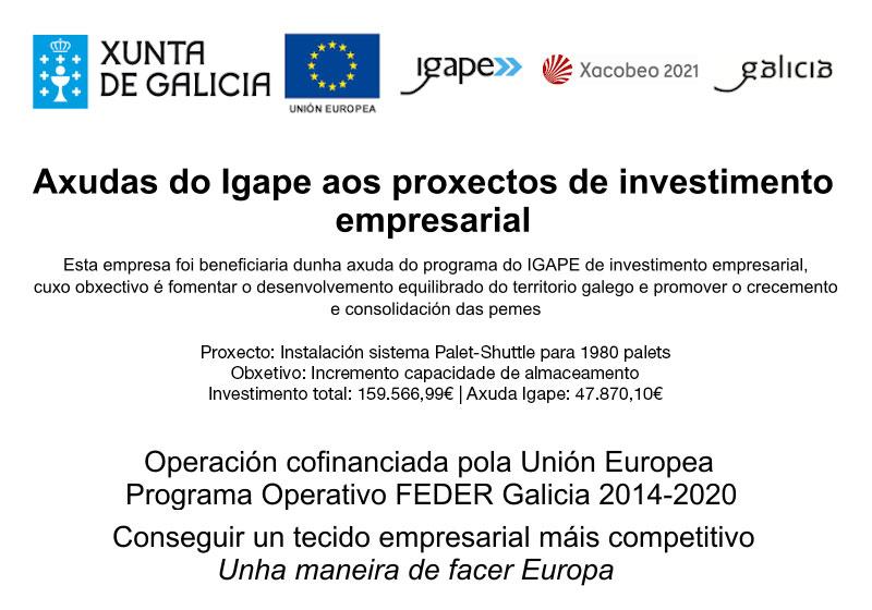 FEDER Investimento Empresarial