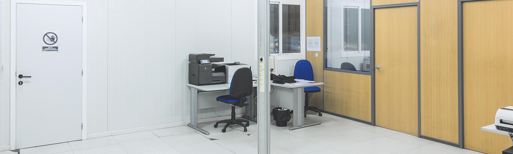 Oficinas de lucuslog